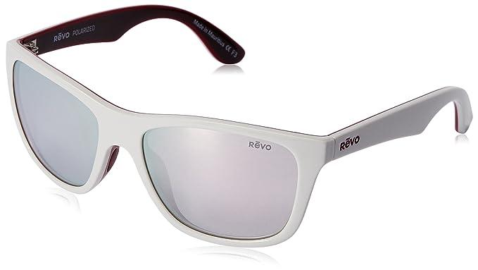 0fce6b789b Amazon.com  Revo Unisex RE 1001 Otis Square Polarized UV Protection ...