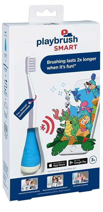Playbrush smart, el cepillo de dientes inteligente combinado con apps (aplicaciones) para una