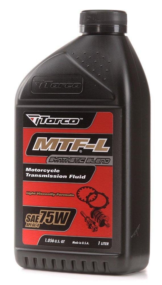 Torco T930077CE GP-7 Two Stroke Racing Oil Bottle, 1-Liter