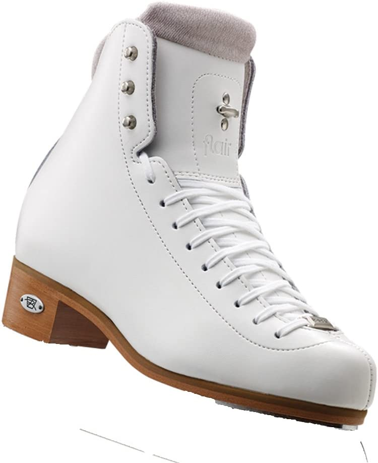 Riedell 910 Flair – White Ladies Figure Skate Boot Only