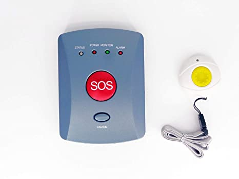 Mayores de emergencia alarma de GSM sistema de alarma con ...