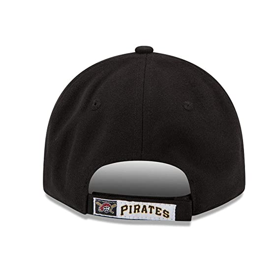 New Era Men s the League Pittsburgh Pirates Offical Team Colour Baseball  Cap 33841992923e