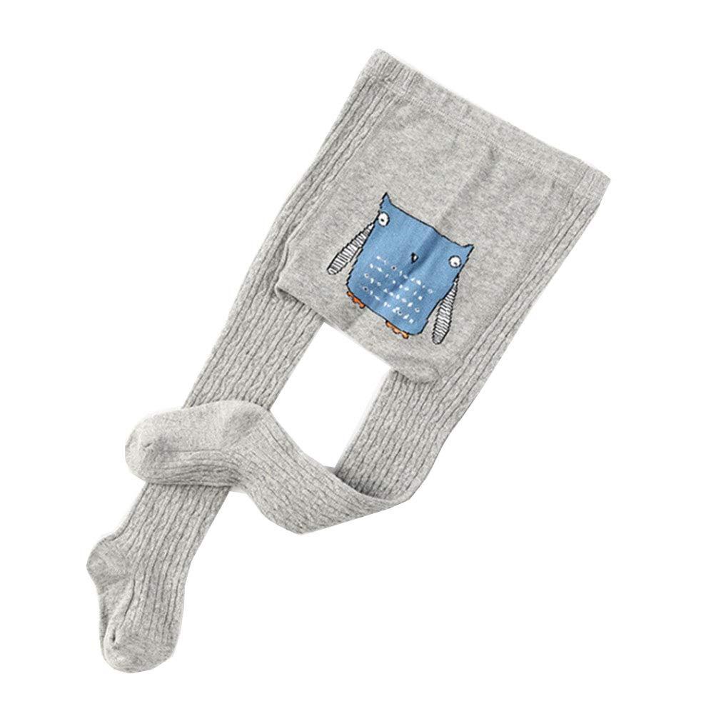 Vernas Bazaar Baby Girls Spring /& Autumn Cartoon Fall Seamless Knit Warm Tights Multi-Color Variety Pack