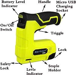 Cordless Staple Gun