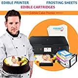 Icinginks Edible Cake Printer Bundle - Includes Wireless Canon Edible Printer, 5 Edible - Best Reviews Guide