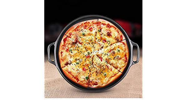 Piedra De Pizza 32.5cm,Piedra Refractaria Horno Pizza,Bandeja De ...