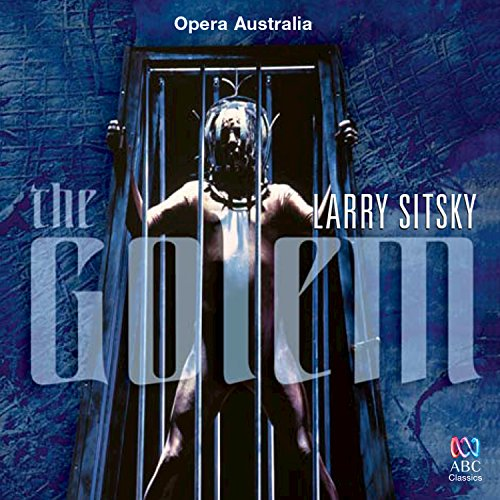 Sitsky: The Golem ()
