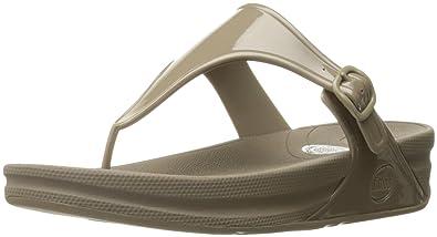 9d30c143e98e FitFlop  Zeppa Superjelly Cinturino Plastic Ton.