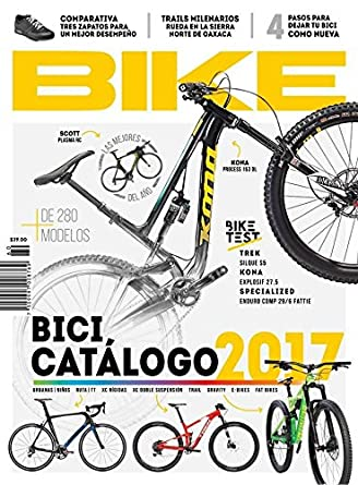 Bike México December 1, 2016 issue