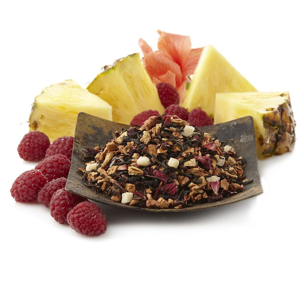 Raspberry Pineapple Luau White Tea by Teavana by Teavana