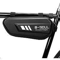 Sunbaca À prova d 'água Bicicleta Triângulo Saco Hard Shell Quadro Tubo de Bicicleta Saco MTB Ciclismo de Estrada…
