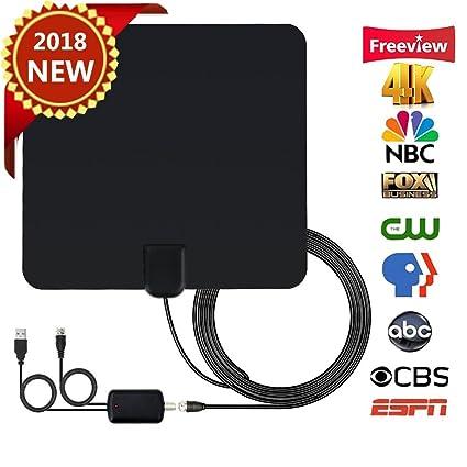 Review Indoor HD TV Antenna