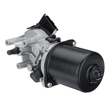 Nrpfell Motor del Limpiaparabrisas Delantero para Nissan Qashqai [2007-2016] 28800-JD000: Amazon.es: Coche y moto