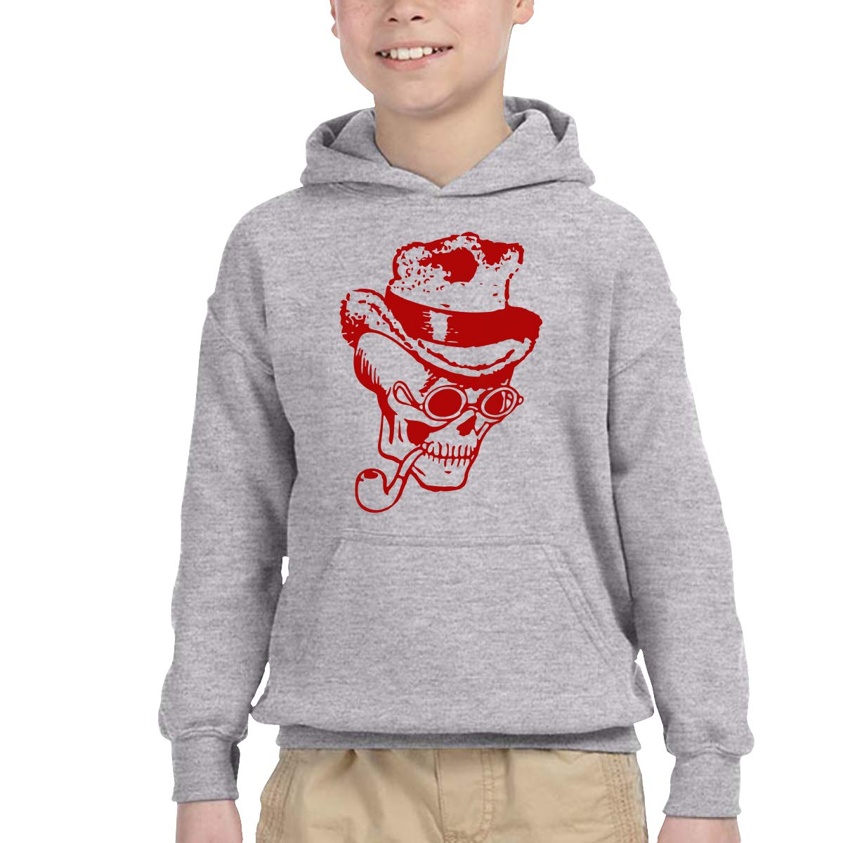 WER7 Baby Girls Boys Casual Hooded Sweatshirt Infant Toddler Cotton Hoodies Pockets