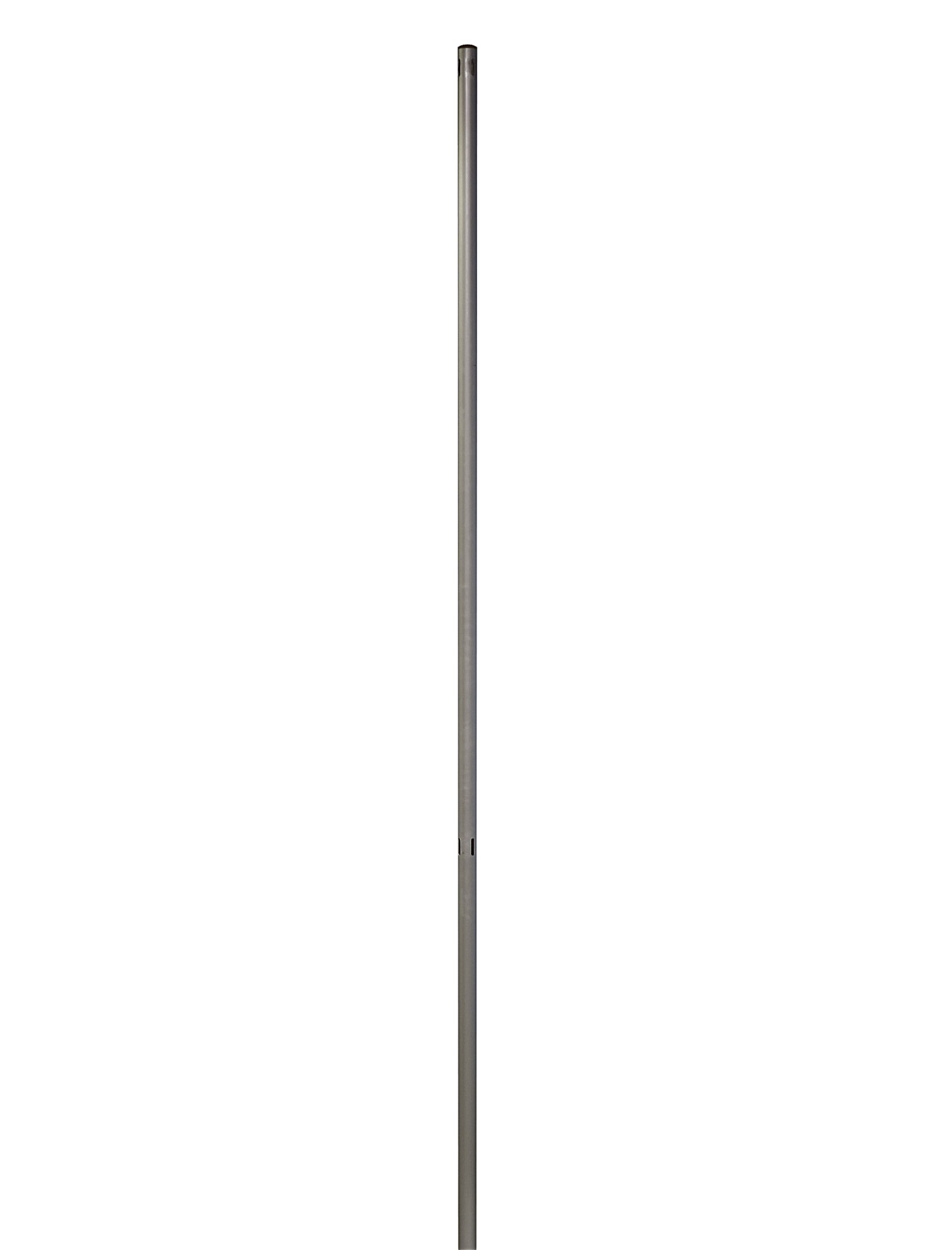 8 Ft. Tall Break-Apart Vertical Slip Fit Upright (For Pipe and Drape Displays and Backdrops)