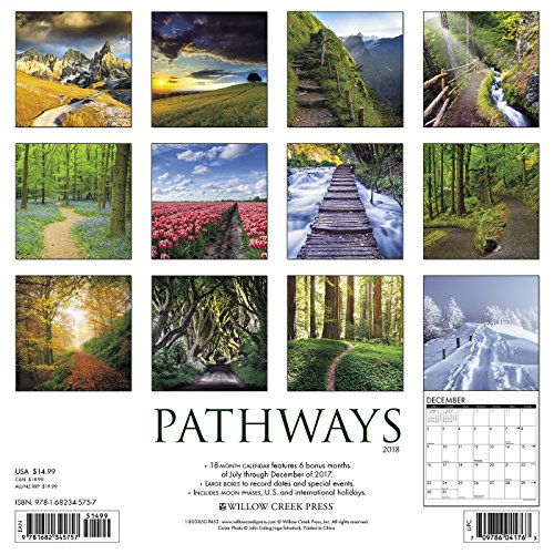 Pathways 2018 Calendar