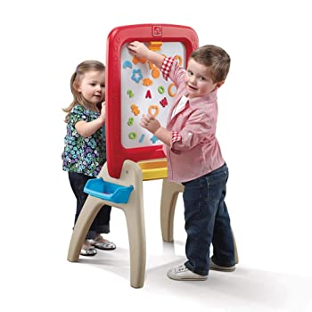 Step2 Double-Sided Kid Easel For Two