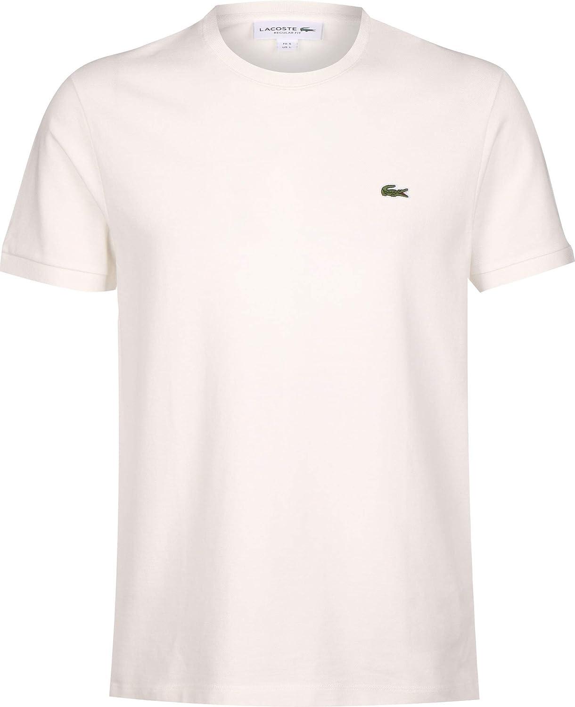 Lacoste - Camiseta Hombre: Amazon.es: Ropa y accesorios
