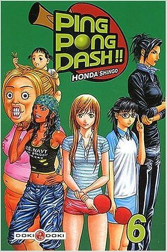 Lire un Ping Pong Dash !!, Tome 6 pdf, epub