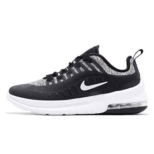 a04b0ce7e90d2 Amazon.com | Nike Kid's Air Max Axis Se Gs, Black/Pure Platinum ...