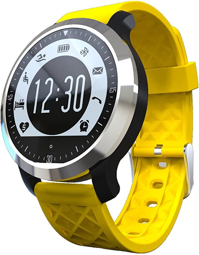F69 Impermeable Reloj Inteligente Profesional IP68 natación Modo ...