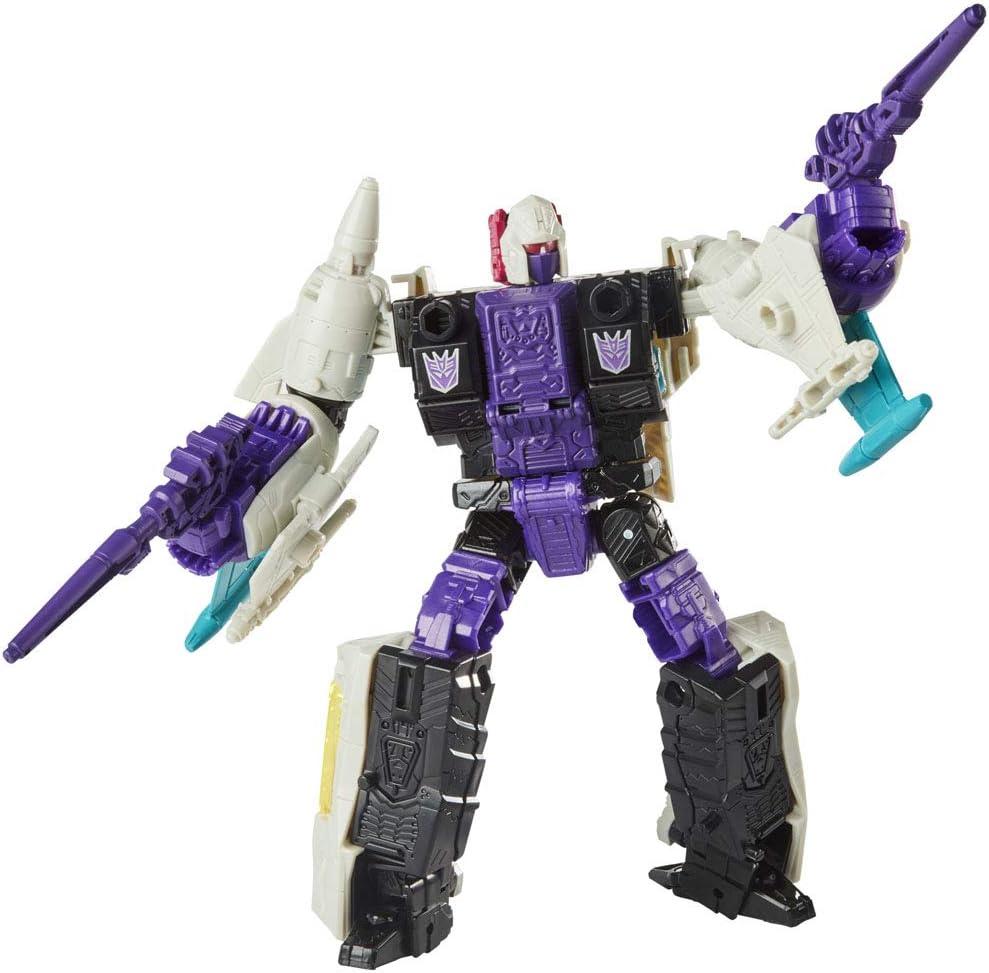 TAKARA TOMY HASBRO WFC-E21 Decepticon Snapdragon Transformers Action figure