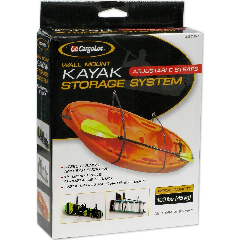 HomyDelight Kayak Storage System 2.5 lbs 0.88 50 1.63 HD-0907-782653