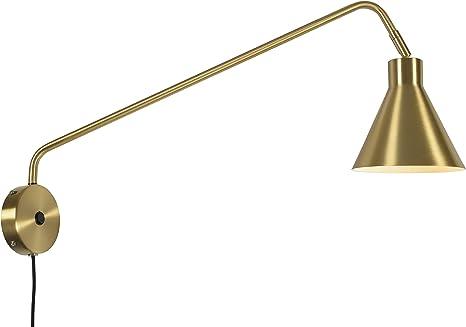 Design Lampe murale Métal Pivotant Lampe de chevet moderne Connecteur