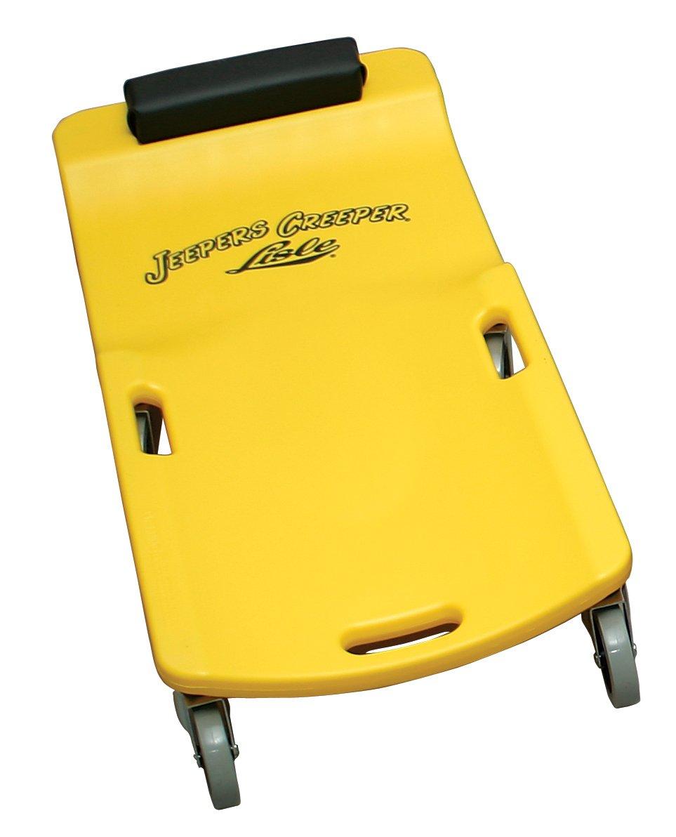 Lisle 93032 Yellow Large Wheel Creeper
