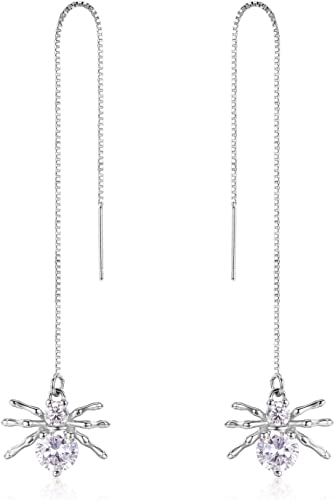 UK Seller NEW Pretty 925 Silver Plate /& Gold Tone Feather Necklace /& Earrings