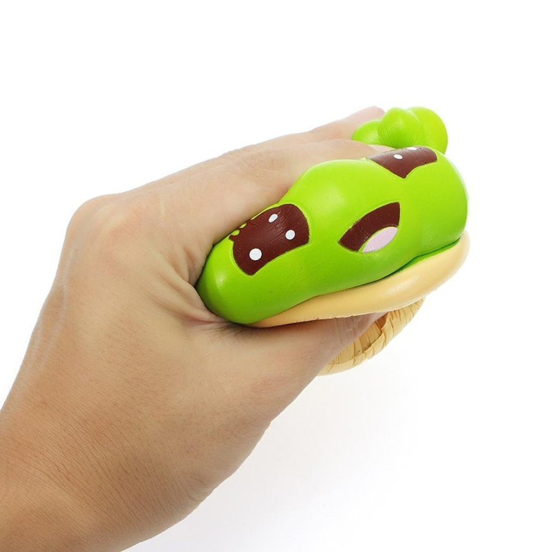 Squeeze juguete, dasongff juguete Cactus Higo Cactus ...