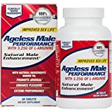 Ageless Male Performance Natural Male Enhancement for Sex Drive, Virility, and Circulation Support