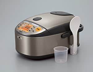 Zojirushi-Induction-Rice-Cooker
