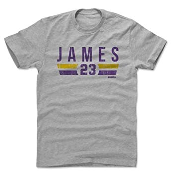 Amazon.com: LeBron James - Camiseta de manga corta para ...