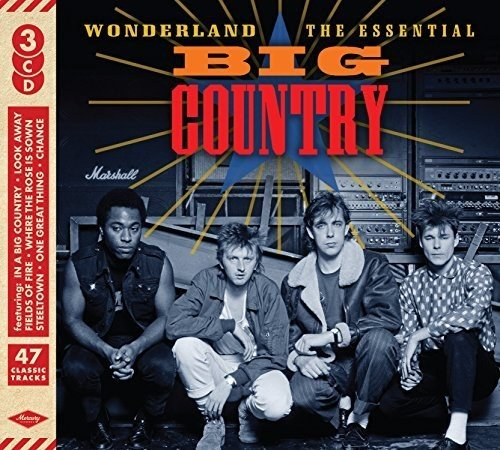 BIG COUNTRY - Selections From Like, Omigod! The