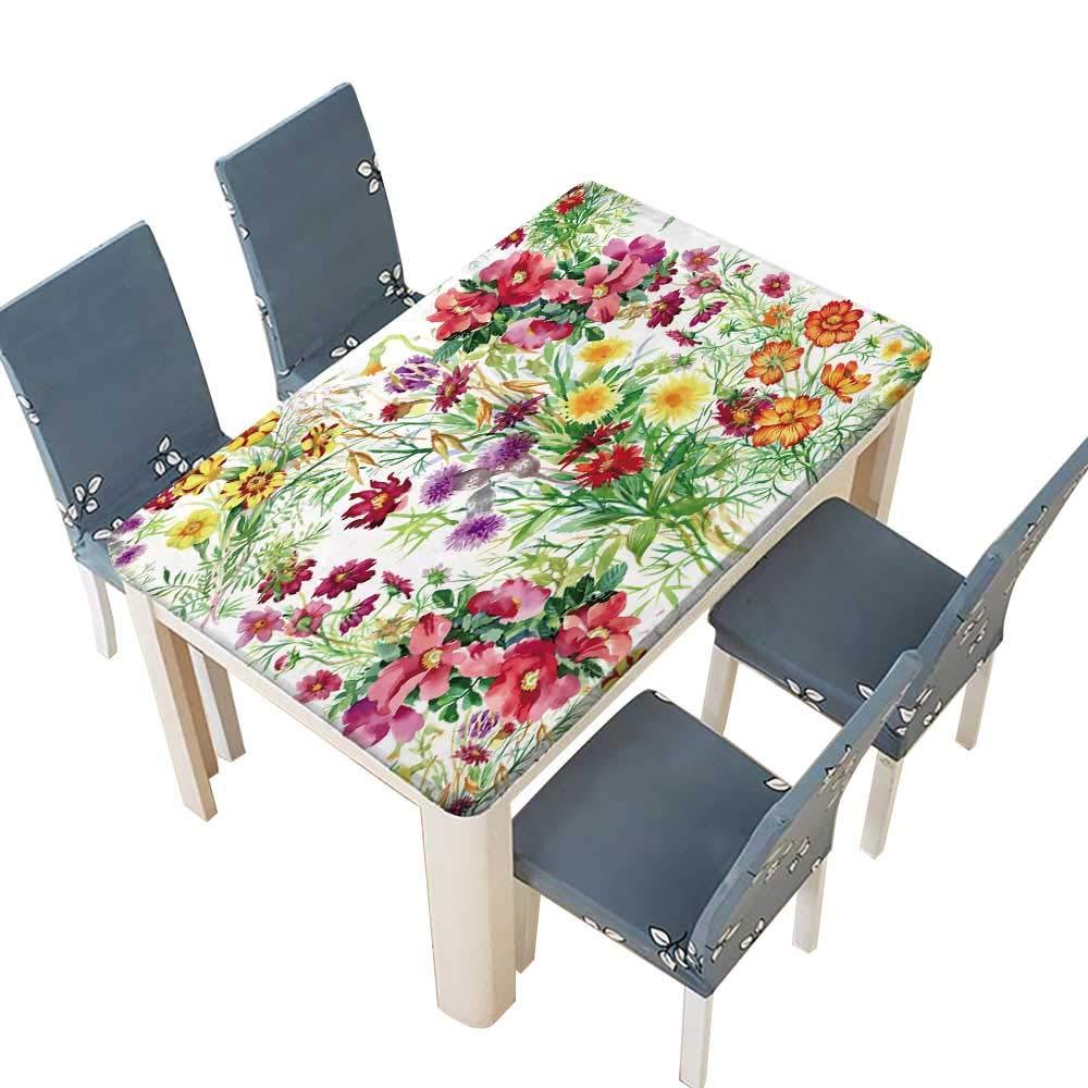PINAFORE ポリエステル製テーブルクロス 卸売 アフリカ系アメリカ人 屋内外用 幅25.5x長さ65インチ (端はゴム) W49
