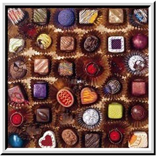 (Chocolates Puzzle - 750 Piece)