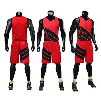 Amazon.com: Color a juego personalidad de baloncesto traje ...