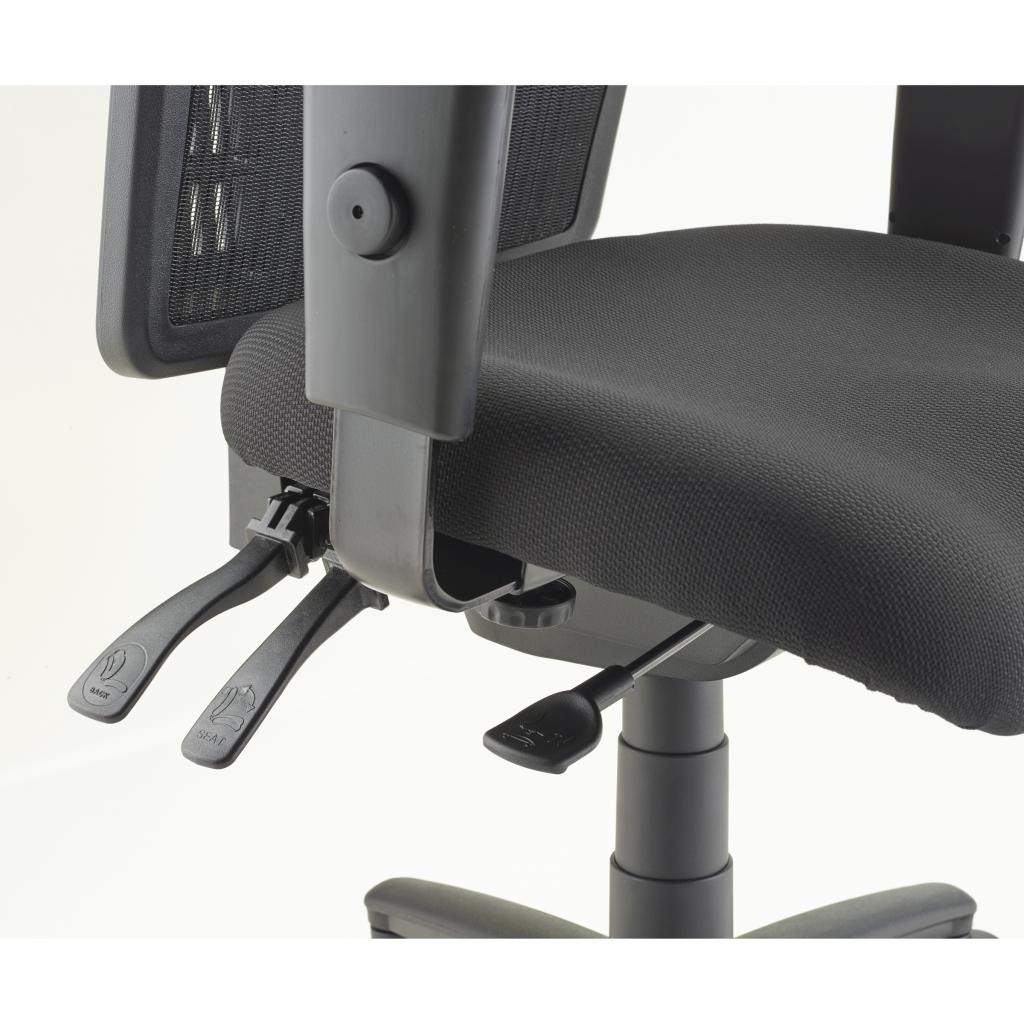 Lorell Managerial High Back Chair