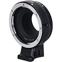 DishyKooker Adaptador de lente de montaje de metal para enfoque autom/ático AF Ma-Cro anillo de extensi/ón para Canon EOS EF-S Lens 750D 80D 7D T6s 60D 7D 550D 5D Mark IV
