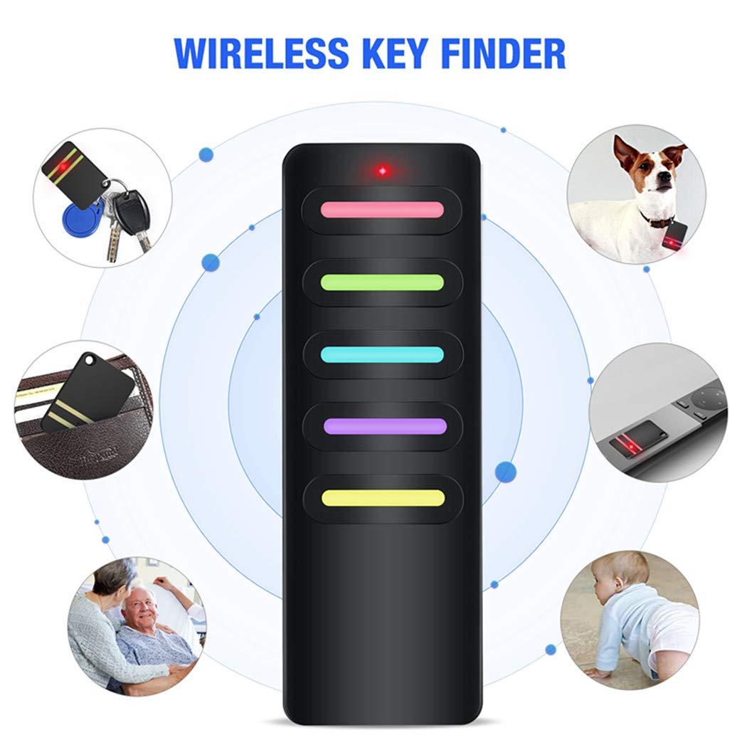 Amazon.com: EALNK - Localizador de claves inalámbrico RF con ...