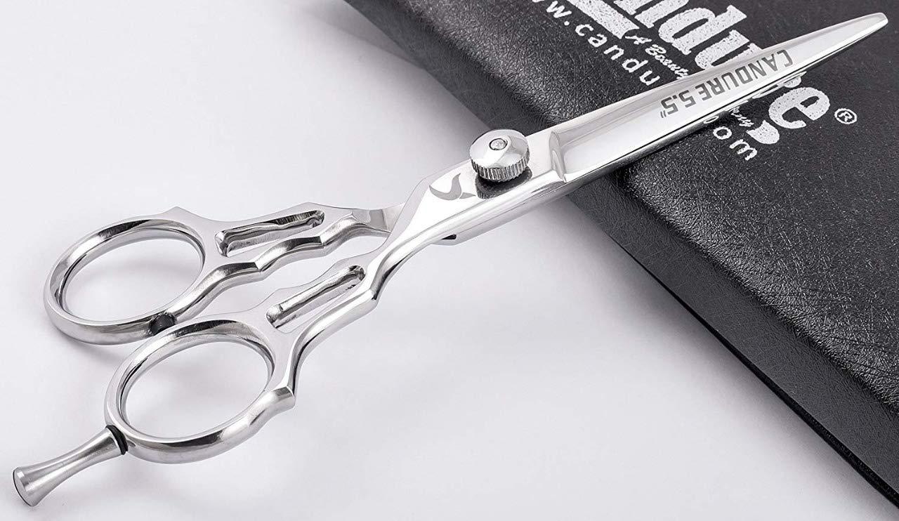 Candure, Forbici professionali per parrucchieri con astuccio, 14 cm CANDURE®