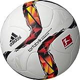 adidas(アディダス)ブンデスリーガ 試合球 サッカーボール 5号球 ホワイト 国際公認球 AF5506DFL ホワイト