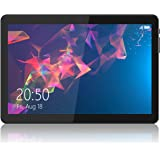 Android Tablet 10 Inch, 3G Phablet, Android Go 8.1, GMS Certified, Dual SIM Card Slots and Cameras, 16GB, Bluetooth, WiFi, GPS, OTG