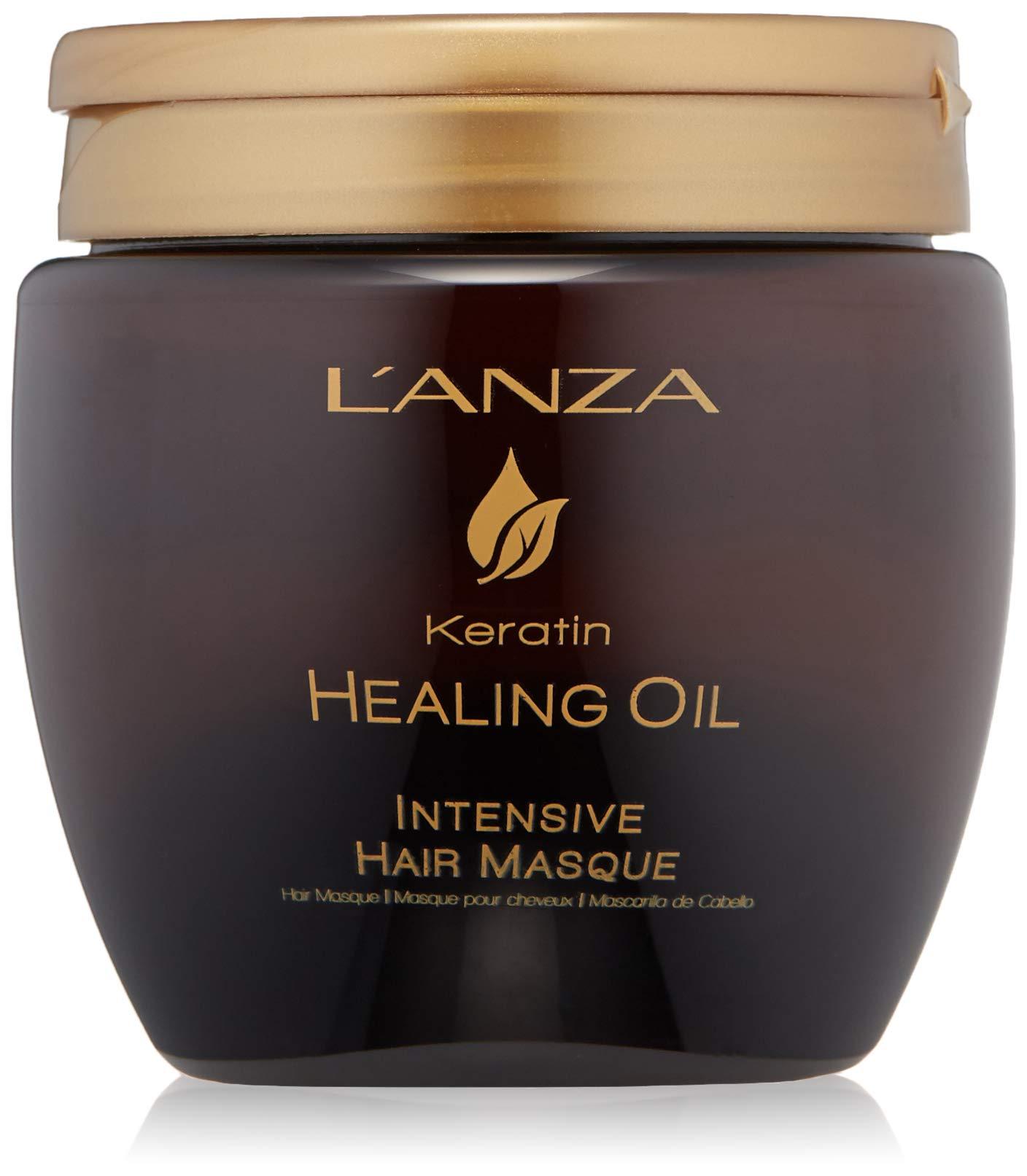 L'ANZA Keratin Healing Oil Intensive Hair Masque, 7.1 oz. by L'ANZA (Image #1)
