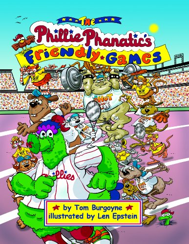 The Phillie Phanatic's Friendly Games