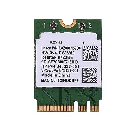 Amazon.com: Bewinner 2.4G Bluetooth WiFi Wireless Card ...