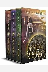 The Dark Rising Trilogy: Urban Fantasy Box Set Kindle Edition