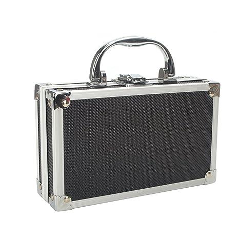 xcyliveus carcasa vuelo de aluminio caja de herramientas ...
