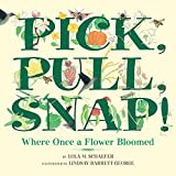 Pick, Pull, Snap!: Where Once a Flower Bloomed